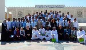 Nizwa Workshop Participants