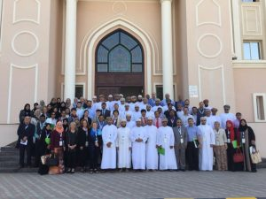 Muscat Workshop Participants
