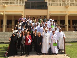 Salalah Workshop Participants